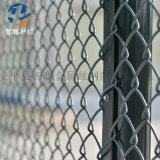 組裝球場防護網綠色防鏽籃球場圍網