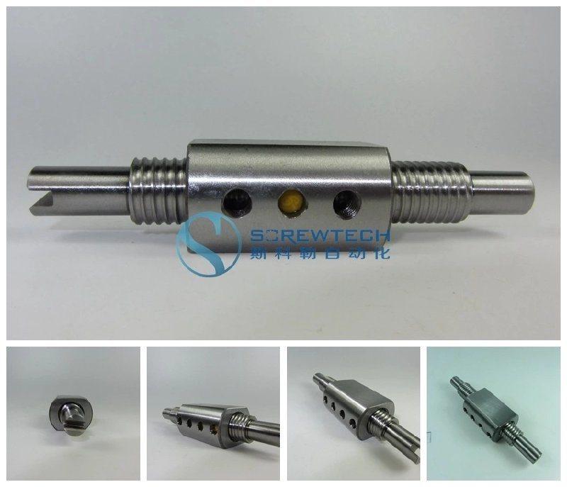 现货供应WKT定制螺母 研磨级精密微型滚珠丝杆副-GQ1402-105.5