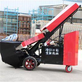 青海二次浇注机混凝土输送泵