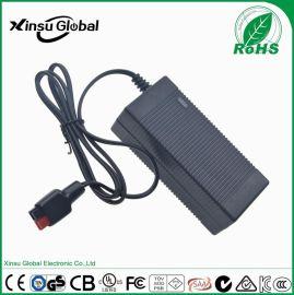 29.2V2A充电器 xinsuglobal 美规FCC UL认证 XSG2922000 29.2V2A铅酸电池充电器