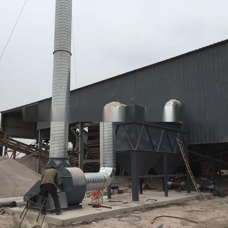 莱州石材加工除尘设备