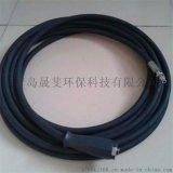 超高压钢丝耐磨橡胶管 钢丝树脂软管 超高压疏通管