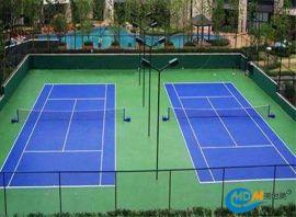 美地美运动地面漆 丙烯酸地面材料-适应于羽毛球、排球场、网球场