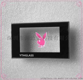 钢化玻璃电子面板显示器