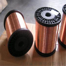 铜丝厂家加工 T2 TU2紫铜线  加工定制 混批