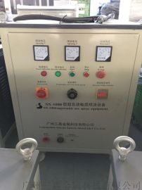 承接电厂锅炉水冷壁防腐喷涂 大功率电弧喷涂设备