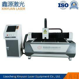 鑫源G1325型广告金属板材光纤金属激光切割机
