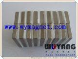 供應感測器工具永磁石 耐高溫釤鈷方形磁鐵