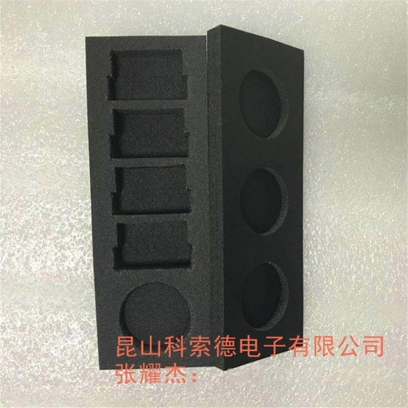 雕刻EVA包裝內襯、蘇州高檔紅酒植絨包裝內襯