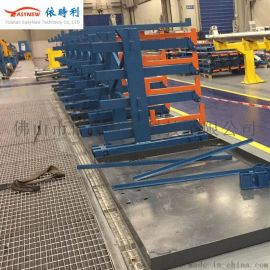 重型货架非标定做 巧固架定制 大型仓储货架平台
