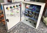 專業生產水泵控制櫃 各種水泵控制箱 雙電源控制櫃 一用一備4kw