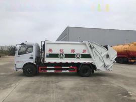 杭州哪裏有賣壓縮垃圾車?東風8方壓縮垃圾車
