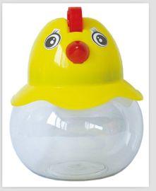 塑料包装罐小黄鸡