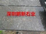 深圳石材 廣場路障石 花崗岩石球 白麻擋車石