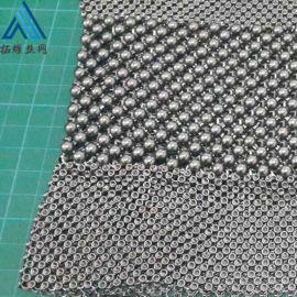 金属防烫铝质杯垫 隔热垫铝网片 金属西餐垫