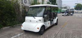 电瓶驱动四轮车,景区用观光代步车