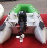 加厚两米三双人充气龙骨冲锋舟充气橡皮艇