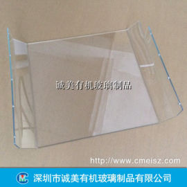 抗静电有机玻璃多边折弯 亚克力直线热弯 精密弯折