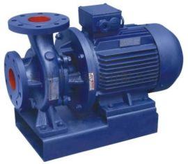 卧式清水管道泵 瓯北厂家管道泵 铸铁管道泵