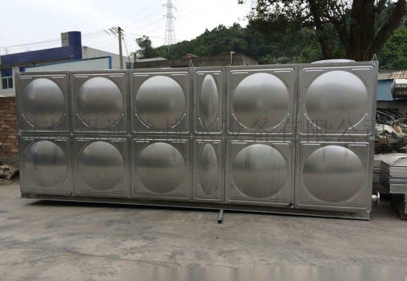 不锈钢拼装水箱 模压板直销厂家