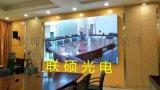 会议室LED显示屏报价 P1.56LED全彩屏价钱