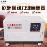 欧洲狮10千瓦静音汽油发电机