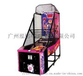 豪华篮球机 广州泓铭篮球机 厂家直销篮球机