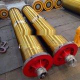 鋼絲繩捲筒組 起重捲筒組 鋼板捲筒 雙樑起升捲筒組
