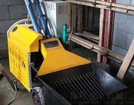 二次构造柱细石混凝土泵施工效率快又高的技巧