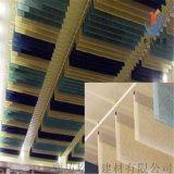 防火A級吸音天花板 保溫抗菌岩棉複合玻纖吸音板