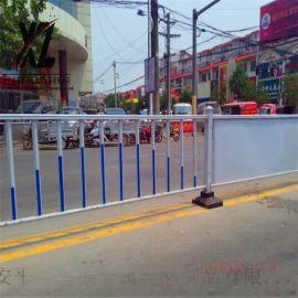 道路防护栏,市政护栏道路隔离,专业护栏生产厂家