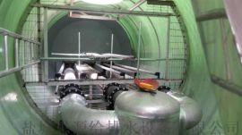 远程控制PLC一体化污水提升泵站