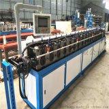 全自动无极80-300C型钢机檩条机彩钢檩条冷弯设备