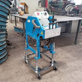 便捷式钢板坡口机全自动高效平板破口机