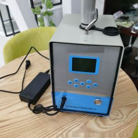 電池款中流量智慧顆粒物採樣器