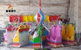 刺激好玩的公园游乐设备飞天转盘 童星厂家定制