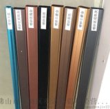 佛山鋁型材加工表面處理氧化噴砂拋光拉絲3