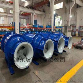 潜水轴流泵井筒 轴流泵 混流泵