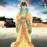 唐朝皇帝装、杨贵妃服装租赁
