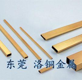洛铜铜管:针孔毛细管 大口径黄铜套管H62