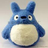 毛絨玩具千與千系列 龍貓 新款藍色龍貓 毛絨玩具加工 玩具設計 毛絨玩具定製