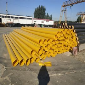 榆林 鑫龙日升 聚氨酯保温热力管dn65/76直埋保温钢管