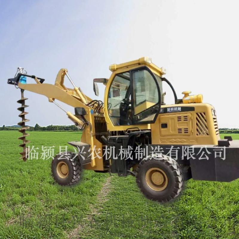 小型旋挖打樁機  地基打樁機