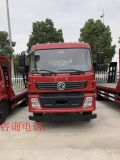 東風特商平板運輸車可拉18噸