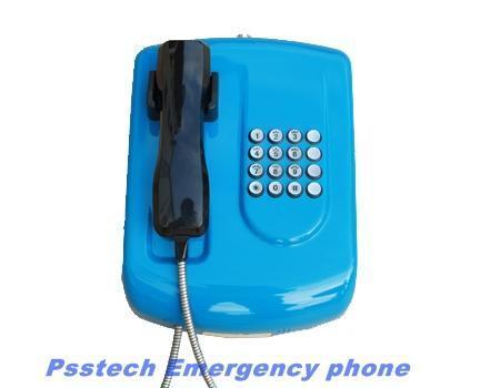 摘機自動撥掛壁式銀行公用客戶    PT-M-KT3