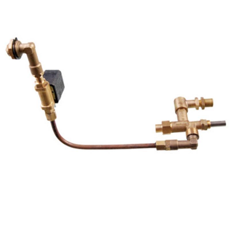 源头厂家生产供应燃气取暖器熄火保护安全阀门GHV011,规格齐全