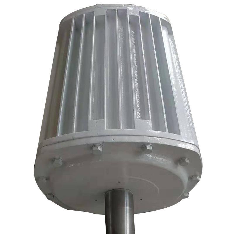 厂家直销5KW纯铜线圈永磁低速发电机50赫兹交流同步发电机