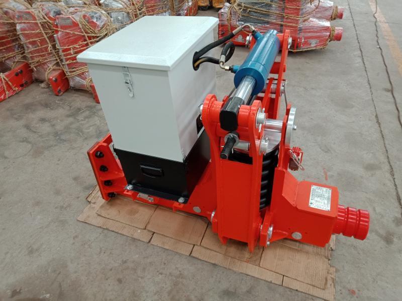 QHTJ-120型電動彈簧液壓夾軌器 止軌器