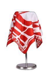 滌綸絲絲巾-模擬絲絲巾定製-印花絲巾定做