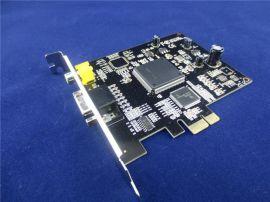 HV6404IE PCIE系列4路采集卡